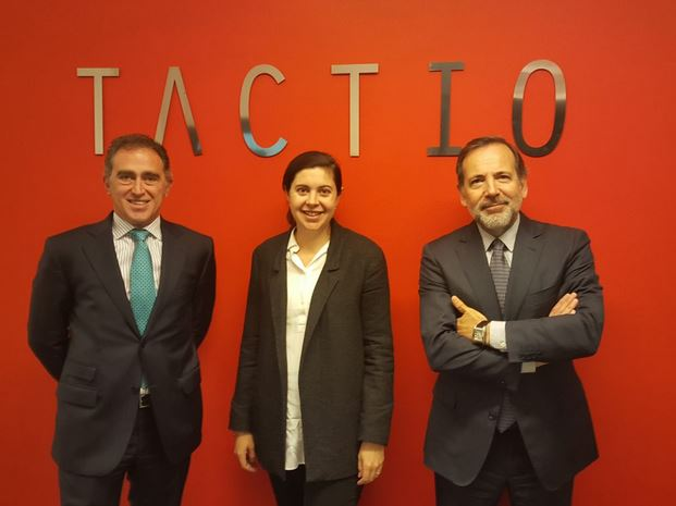 TACTIO, con Junior Achievement