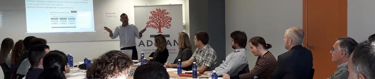 Taller Comunicación en la Empresa Familiar en ADEFAN.